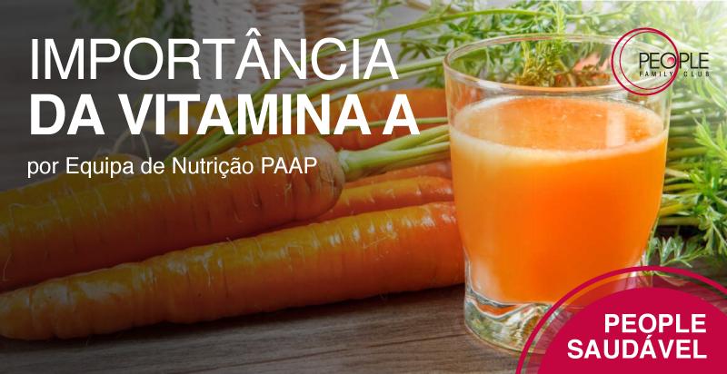 Importância da Vitamina A